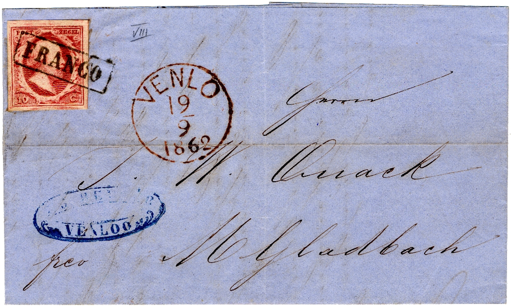 brief venlo 1862